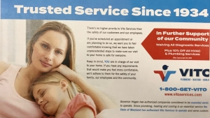 Vito Services Continues to Serve the Community